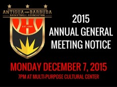 2015 Annual General Meeting Notice
